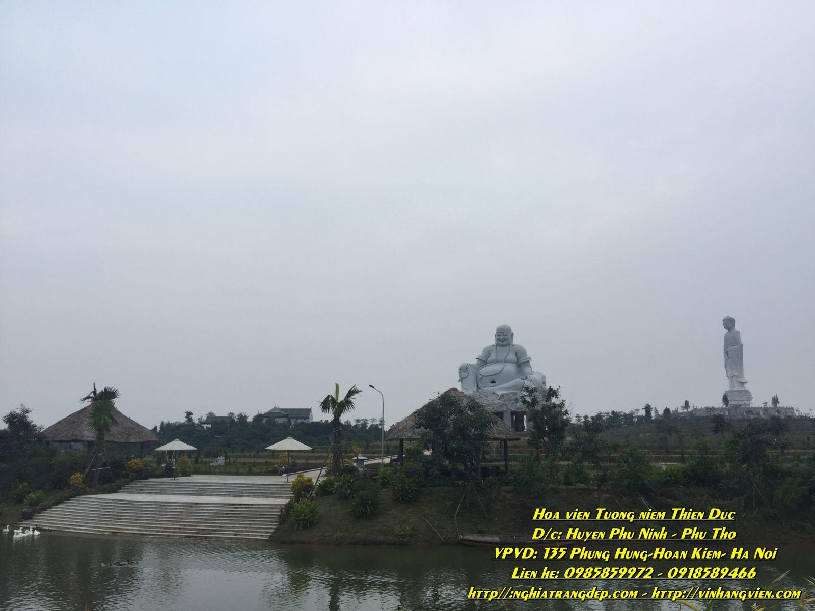 Công viên nghĩa trang Vĩnh Hằng Viên : nơi an nghỉ bên đất Tổ.2