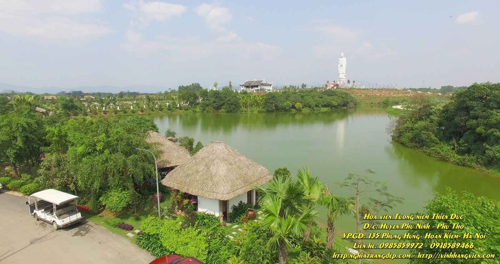 Công viên nghĩa trang Vĩnh Hằng Viên : nơi an nghỉ bên đất Tổ.3