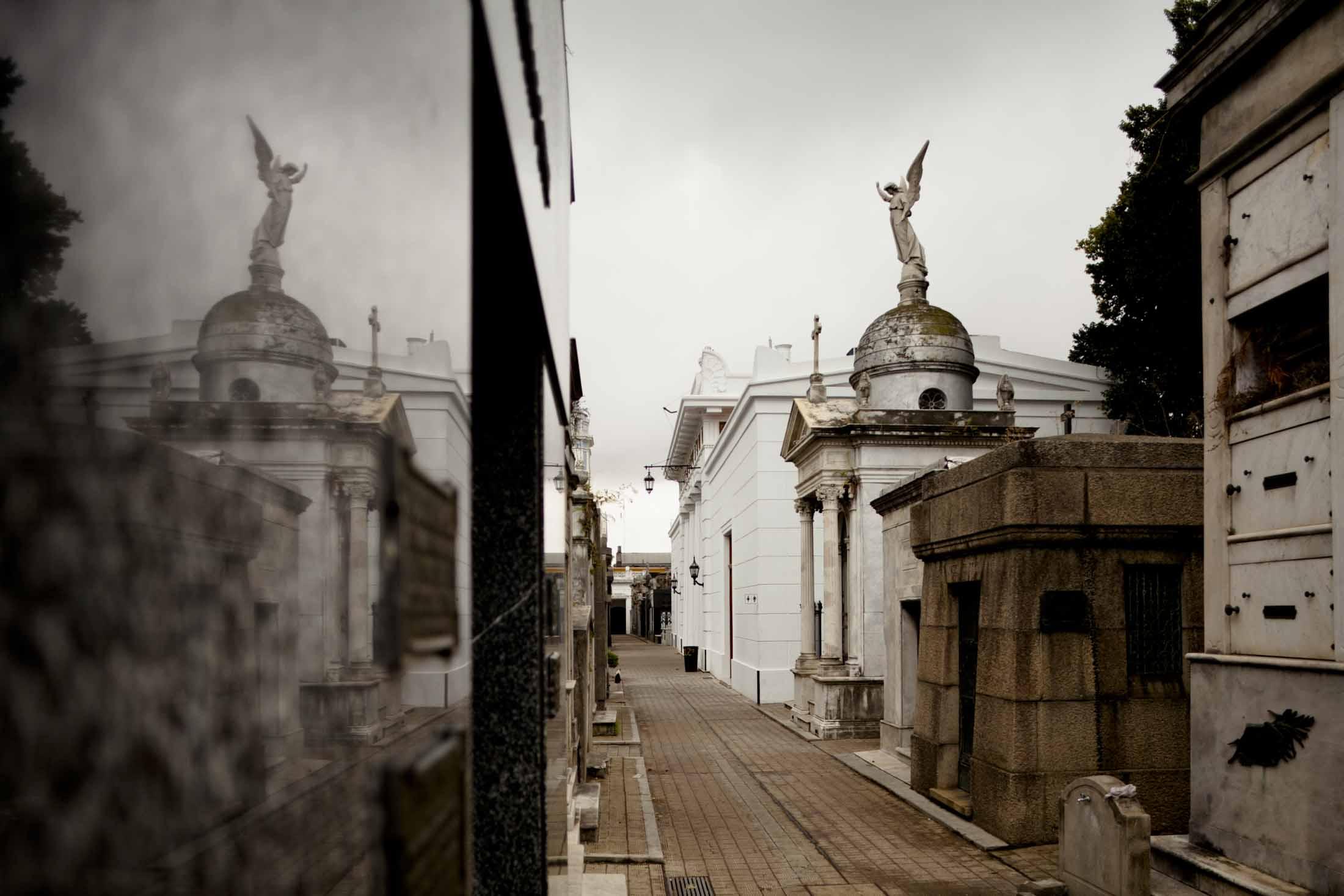 12 nghĩa trang tuyệt đẹp trên thế giới.