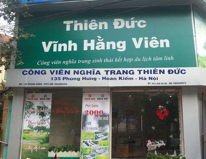 135 Phùng Hưng - Nơi khách hàng đặt trọn niềm tin