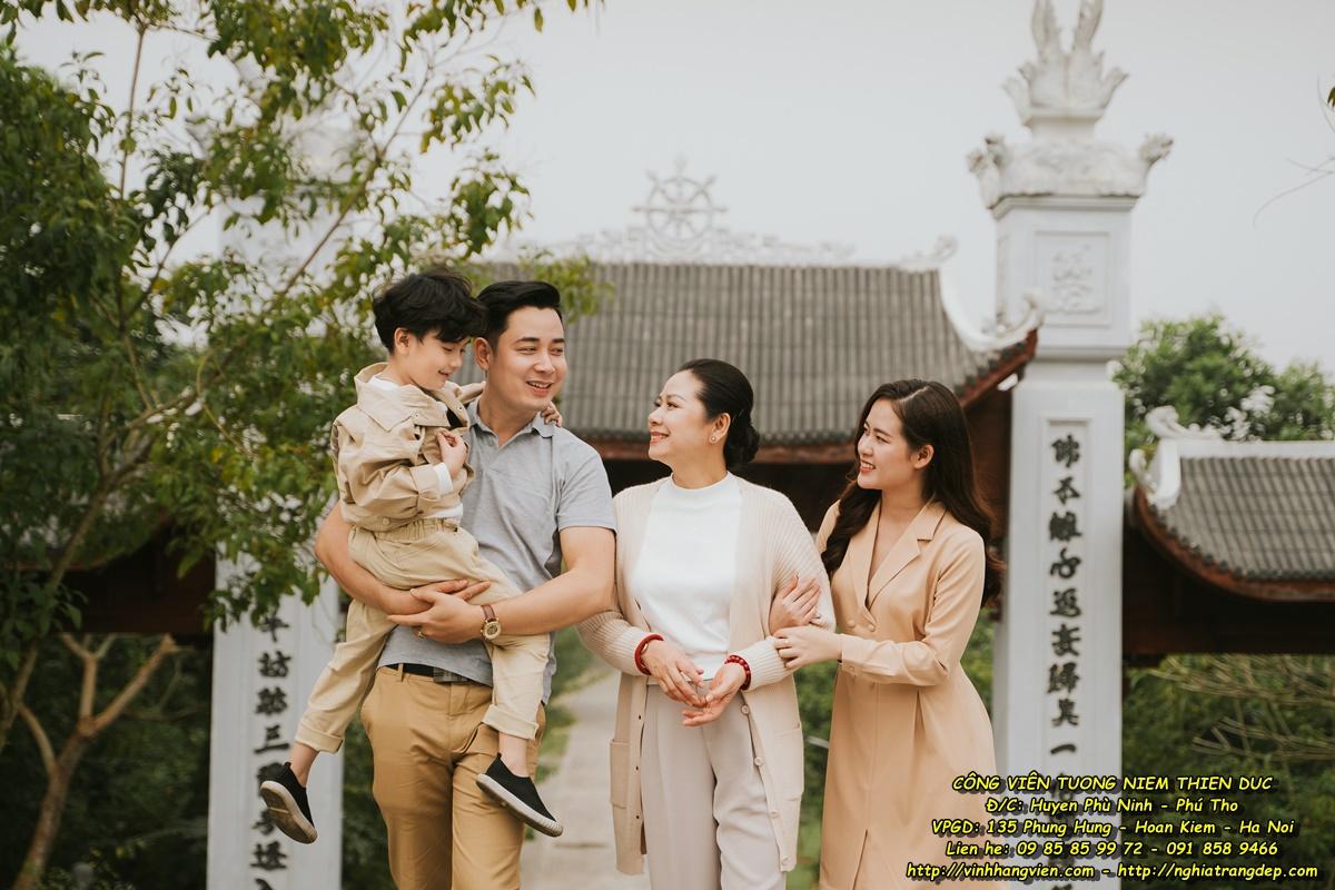 Công viên Thiên Đức - Bộ ảnh tháng 3/2020