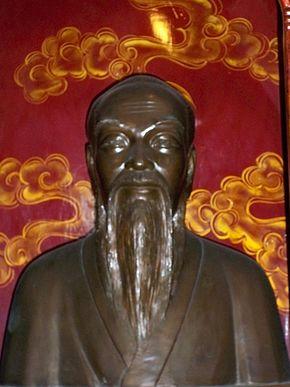 Thày phong thủy Trung Quốc tự nhận chỉ đáng học trò cụ Nguyễn Bỉnh Khiêm