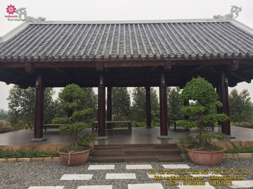 Hình ảnh Công viên Thiên Đức Tháng 02/2018