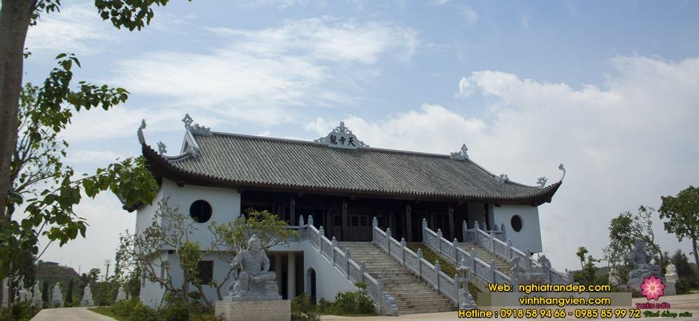 Quá trình xây dựng Chùa Thiên Long