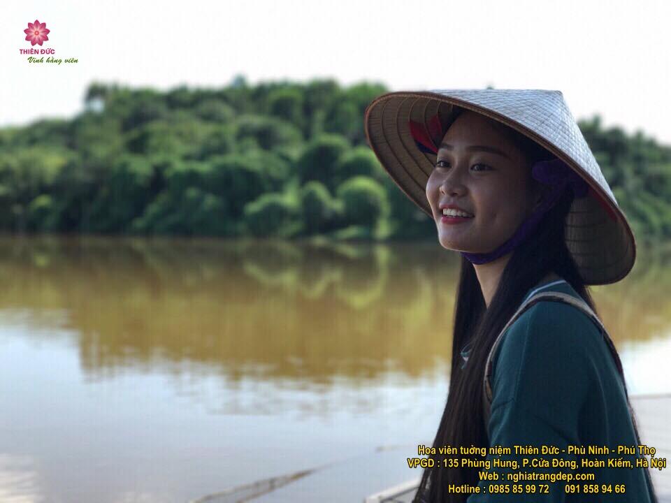 Hình ảnh công viên Thiên Đức tháng 9/2017