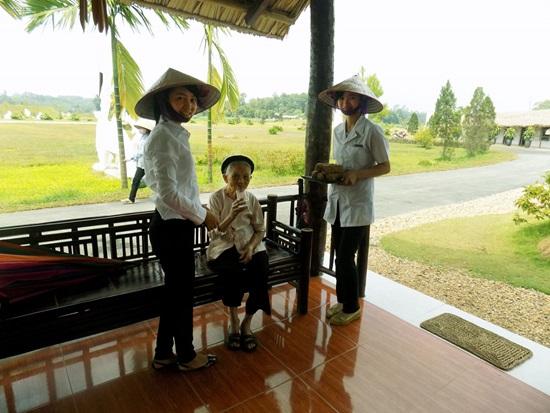 Dịch vụ hấp dẫn tại công viên nghĩa trang Vĩnh Hằng viên - Phú Thọ
