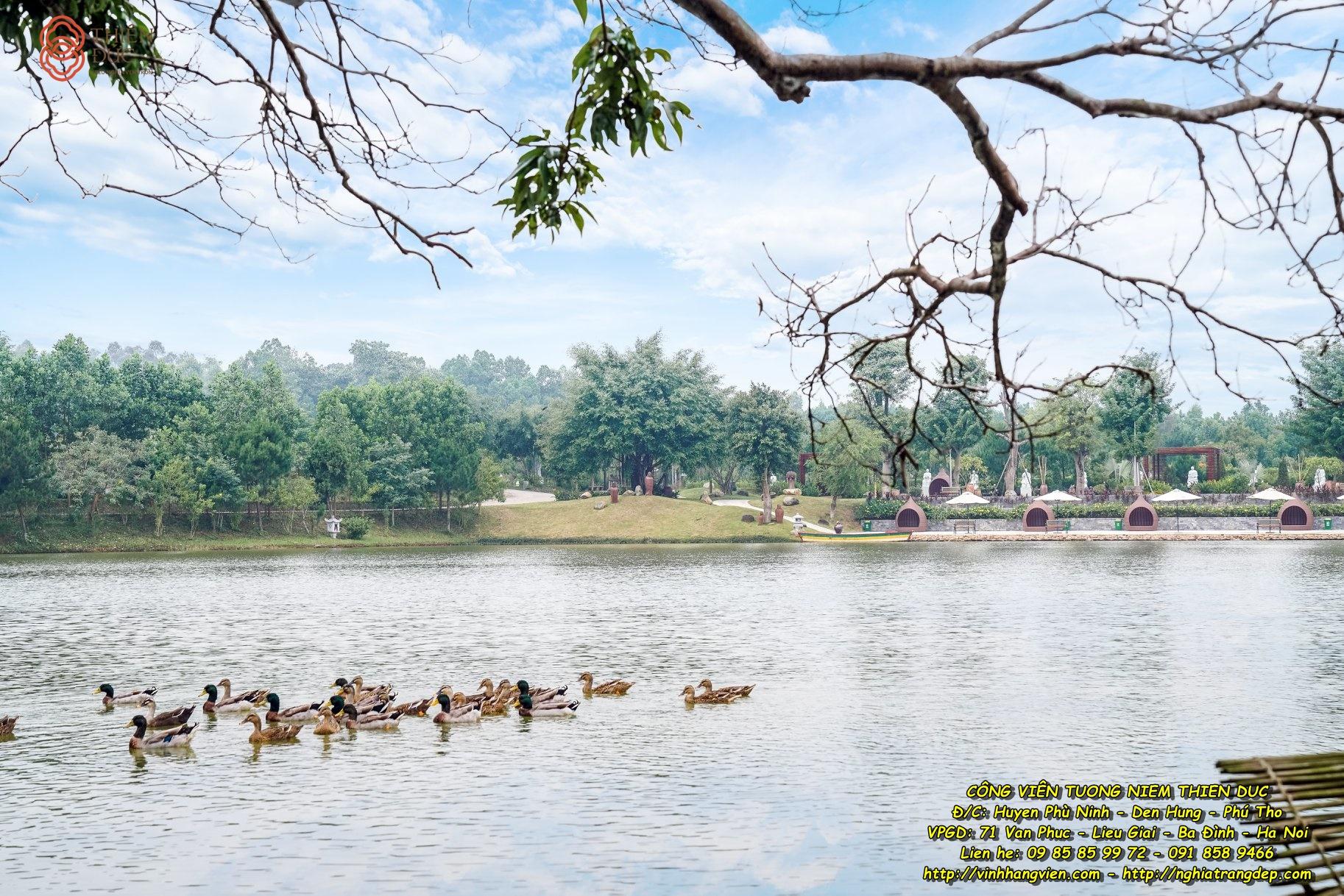 Video giới thiệu Công viên Thiên Đức