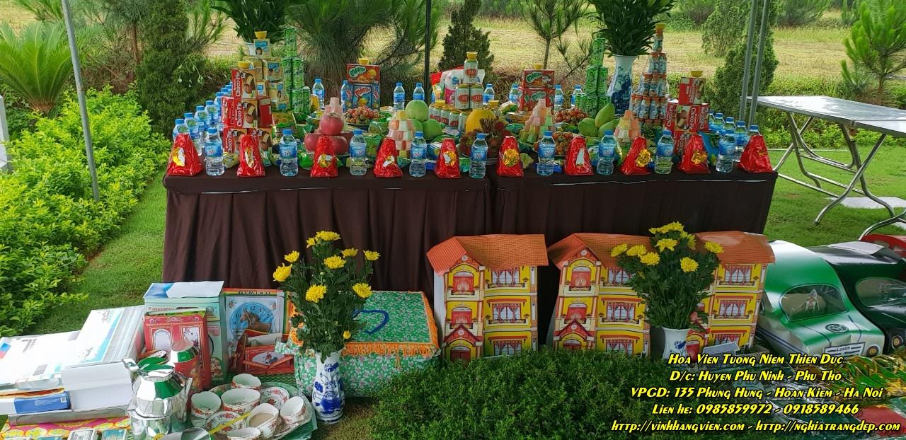 Dịch vụ Tang lễ tại Thiên Đức