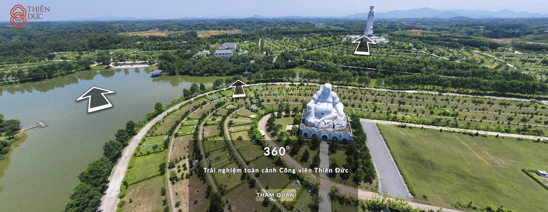 360 Công Viên Thiên Đức