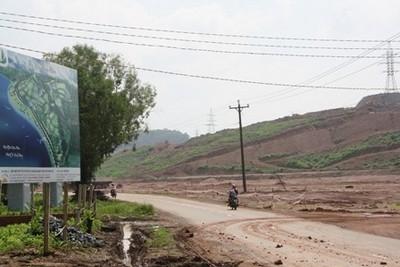Nghĩa trang An Viên Vĩnh Hằng, nỗi lo mới của sông Đồng Nai