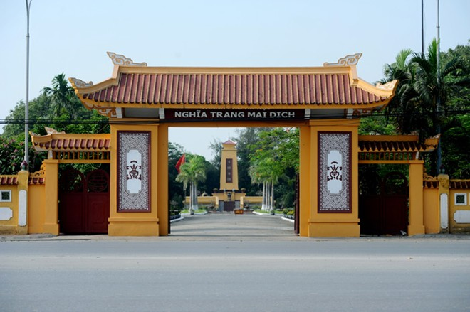Viễn tưởng chuyện mua đất nghĩa trang Hà Nội