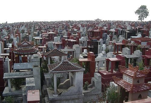 Lại chuyện tìm một mảnh đất nghĩa trang đẹp