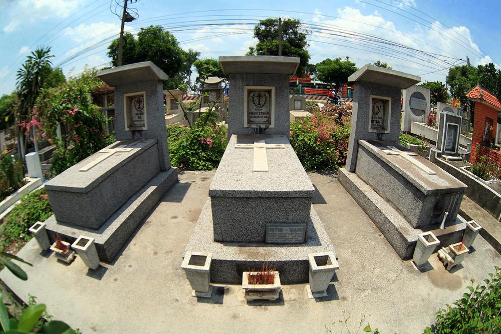 Sự thật về nghĩa trang an táng Ngô Đình Diệm