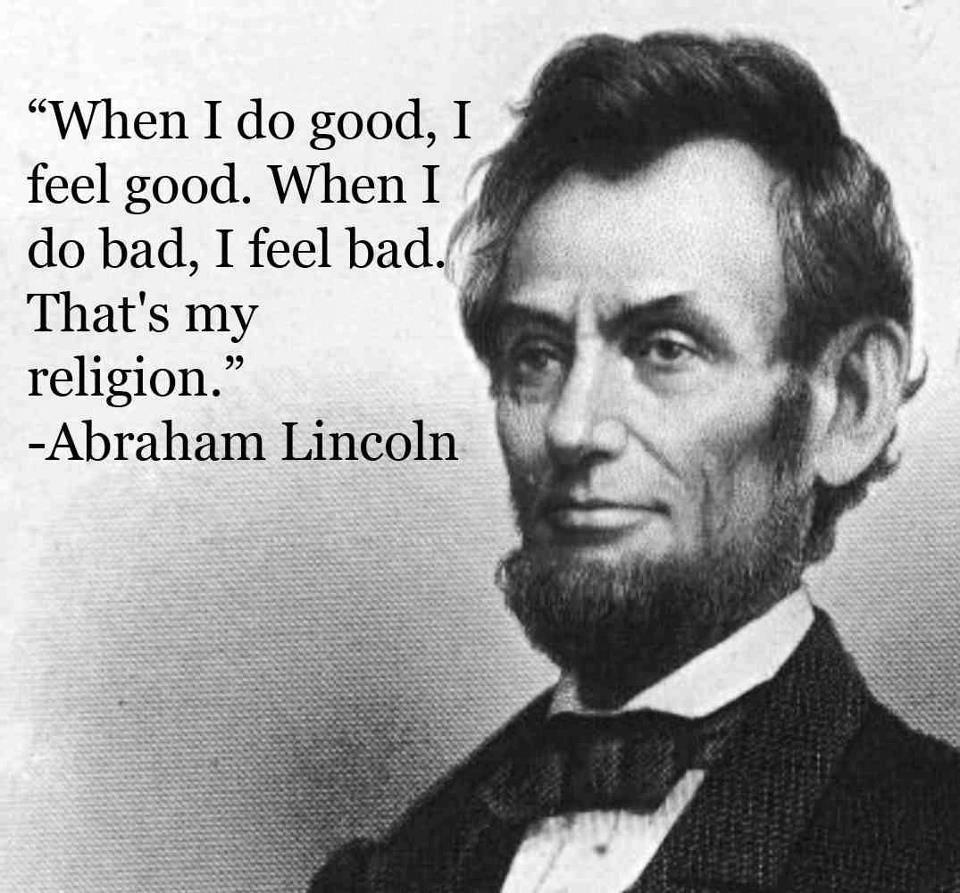 TỔNG THỐNG MỸ ABRAHAM LINCOLN ĐÃ LÀM GÌ KHI BỊ SỈ NHỤC
